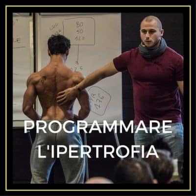 Programmare l'ipertrofia