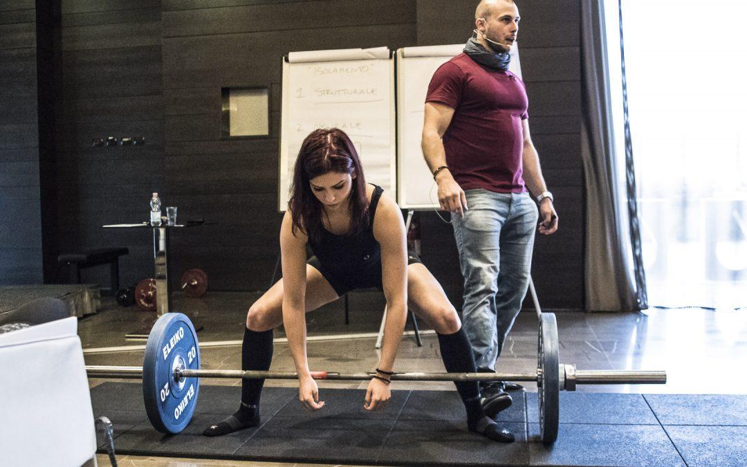 Scarica i pesi e riparti da zero