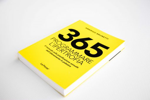 365 programmare l'ipertrofia Amerigo Brunetti