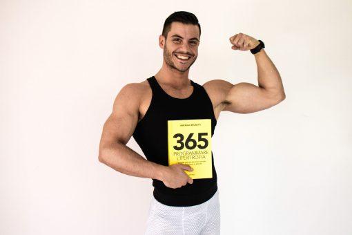 365 programmare l'ipertrofia Jack Mambelli Amerigo Brunetti