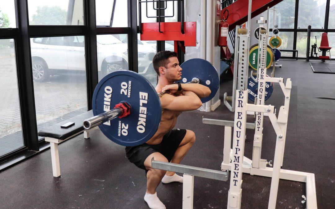 Front Squat: come eseguirlo correttamente                                        4.95/5(19)