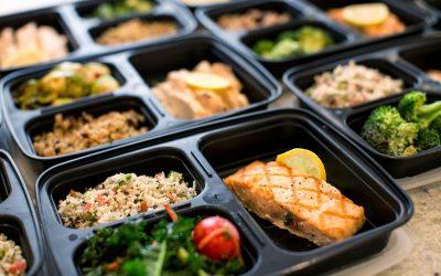 Dieta per la massa muscolare: esempio pratico