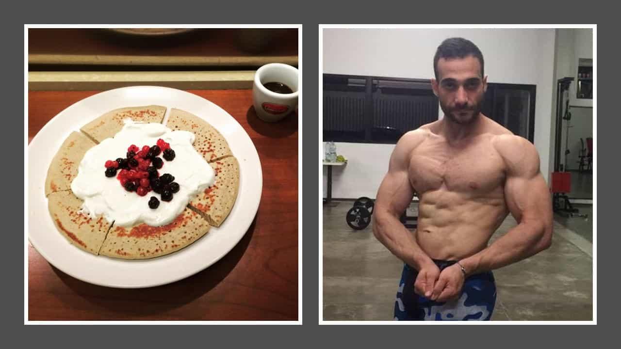 Colazione Bodybuilding - Antimo Cembalo
