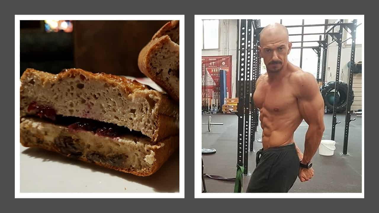 Colazione Bodybuilding - Daniele Bertaggia