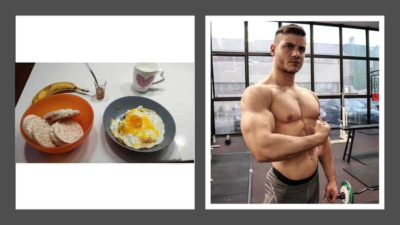 Colazione Bodybuilding - Jack Mambelli