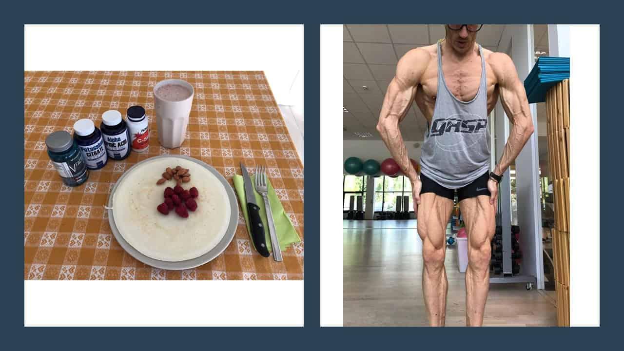 Colazione Bodybuilding - Michele Lodi