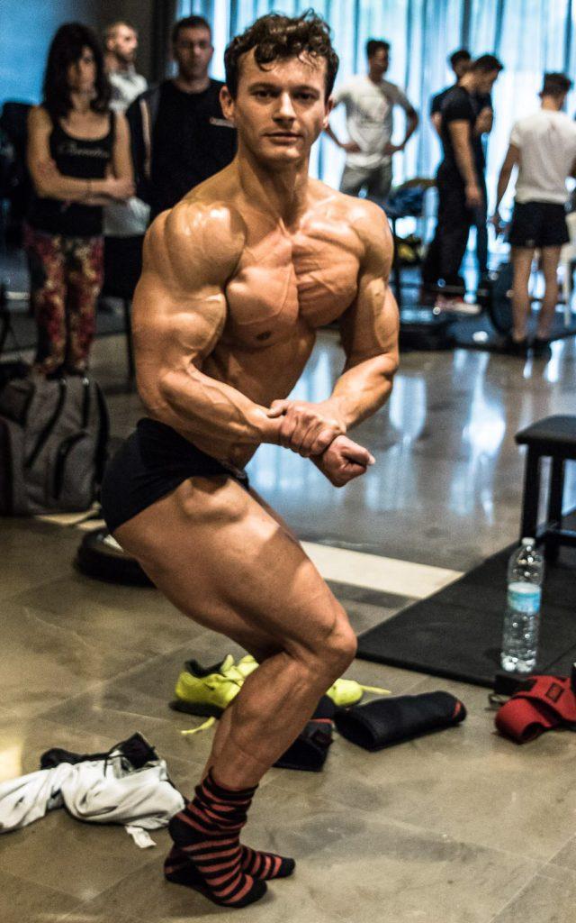 ipertrofia muscolare e rom