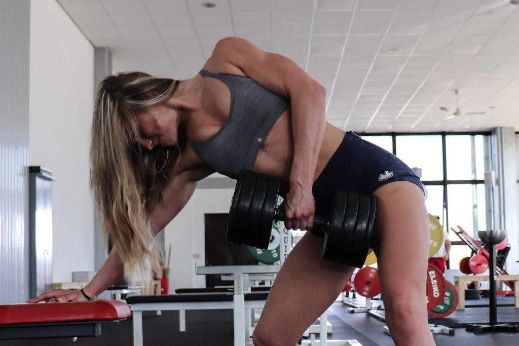 ipertrofia e cedimento muscolare donne