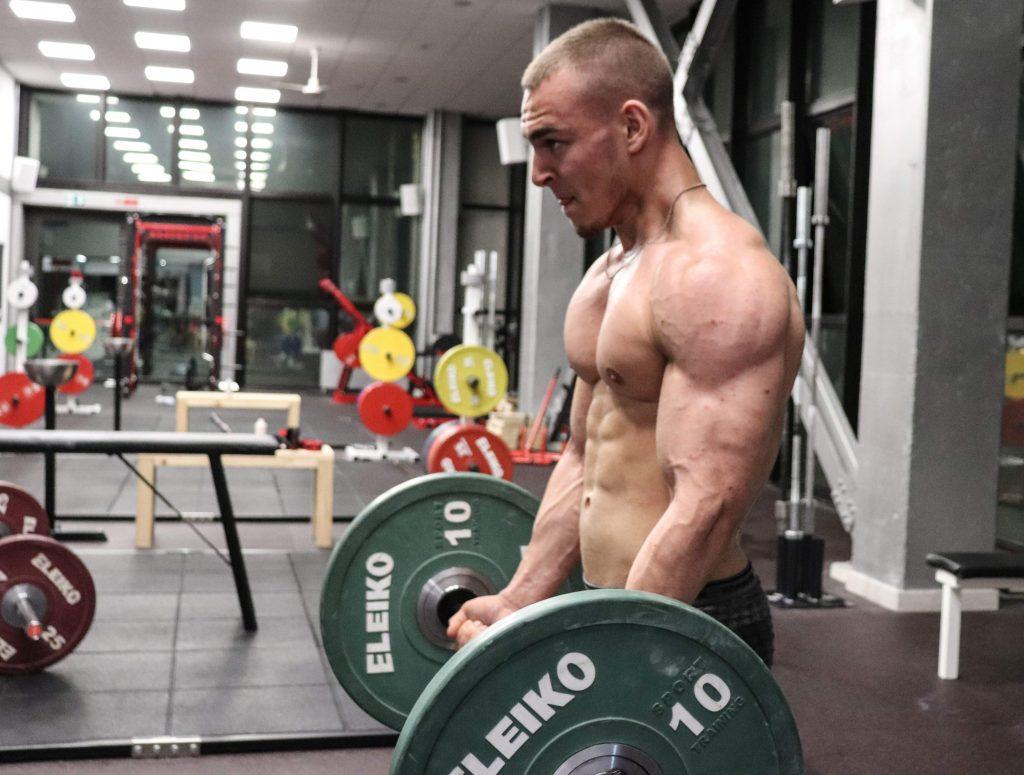 ipertrofia bicipiti, come allenare le braccia