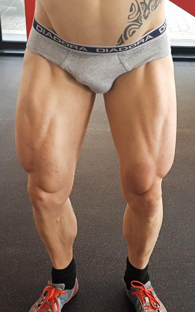 Ipertrofia gambe Giuseppe Fiorenza