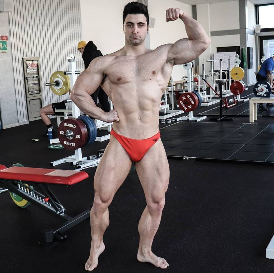 bodybuilding natural fase di massa