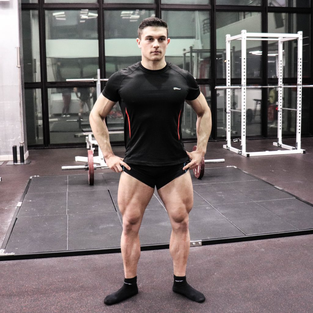 Squat muscoli conivolti: l'ipertrofia del quadricipite