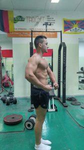 Men's Physique: condizione