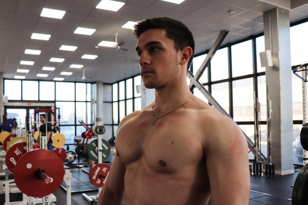 panca piana - muscoli primari